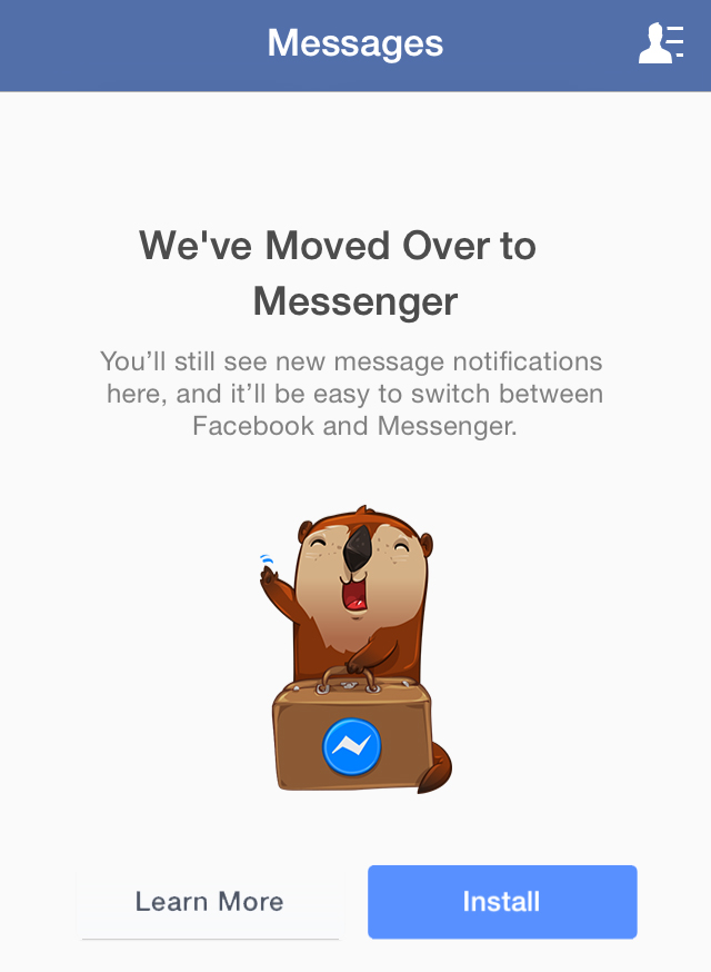 Facebook Messenger App Privacy Issues