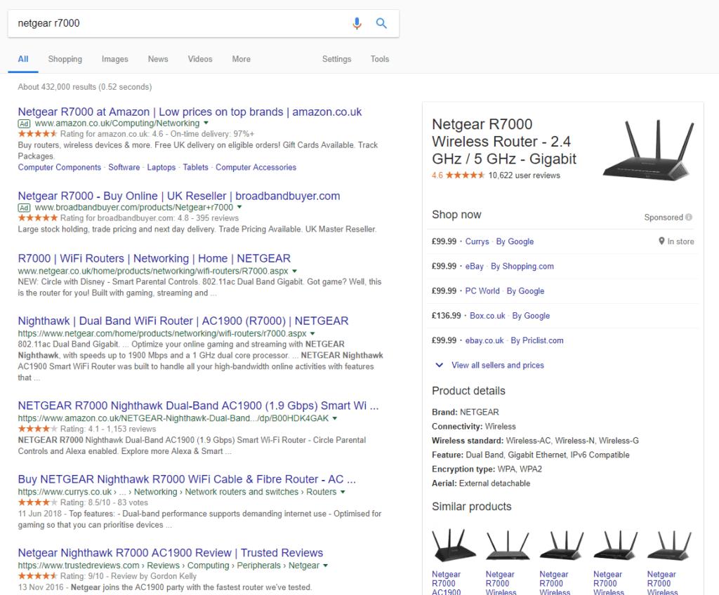 GTIN Google Shopping - Tillison Consulting