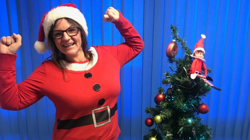 Jackie Wakefield: Digital Marketing Letters to Santa - Tillison Consulting