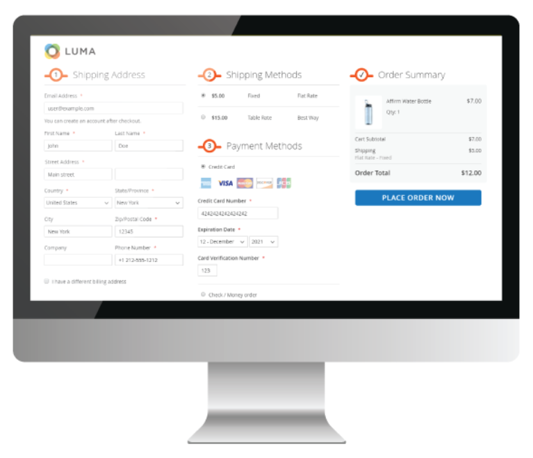 One-Step Checkout Extension: Magento Best Practices - Tillison Consulting