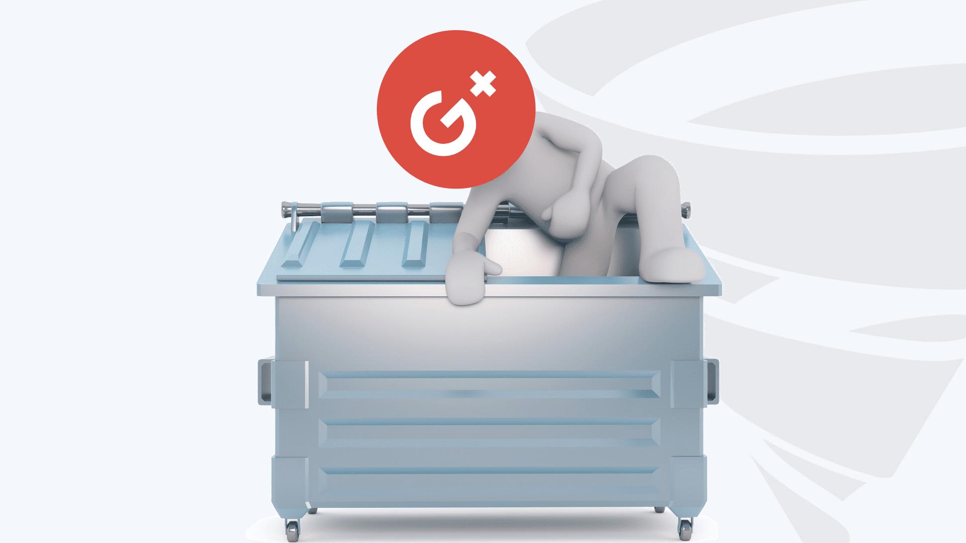 Remove All Google+ Web Integrations - Tillison Consulting